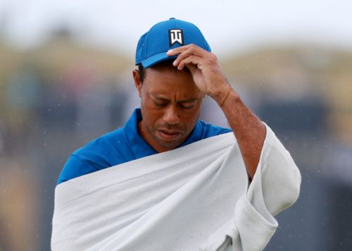 Tiger Woods to get treatment on painful back after shooting dismal 78 at The Open
