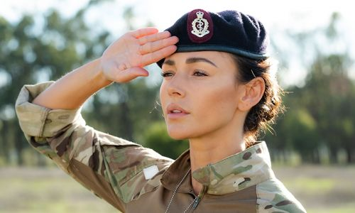 Michelle Keegan reveals advice she would give her replacement on Our Girl