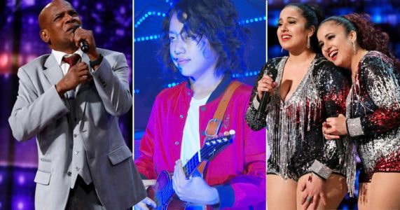 America's Got Talent: Feng E misses out as acts move on to semi-finals