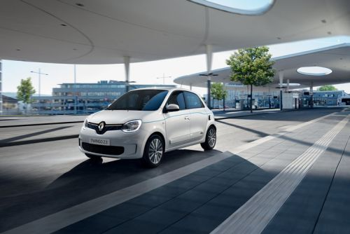 Renault Twingo goes electric, bringing clean, compact, urban mobility