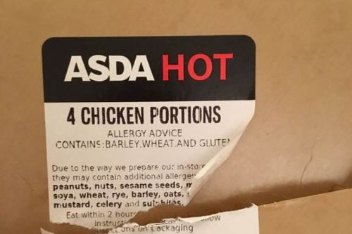 Scots Asda shopper disgusted after finding hot deli chicken is raw inside