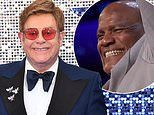 Elton John 'moved to tears' after a wrongfully imprisoned contest sang one of his songs on AGT