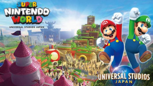 3 reasons why we're super-excited about Super Nintendo World