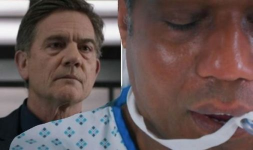 Holby City spoilers: Guy Self 'arrested' as Ric Griffin found 'dead' in devastating twist