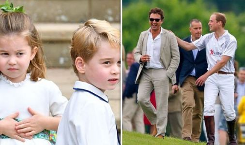 Prince George and Princess Charlotte set for major honour at teacher's wedding