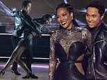 Dancing With The Stars: Kenya Moore gets eliminated from show after Argentine tango on Horror Night
