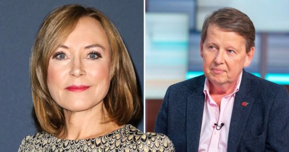 Cancer survivor Sian Williams didn't know 'emotional' moment with Bill Turnbull was being filmed as she recalled double mastectomy