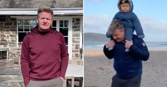 Gordon Ramsay faces backlash from local residents after heading to Cornwall holiday home for lockdown