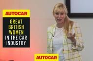 Autocar Great British Women 2019: Aston Martin's Laura Schwab on how to succeed in the car industry