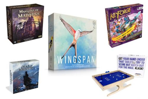 Best board games 2021: Perfect games for home isolation