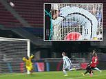 Chelsea star Timo Werner misses a SITTER for second match in a row in easy chance at Rennes