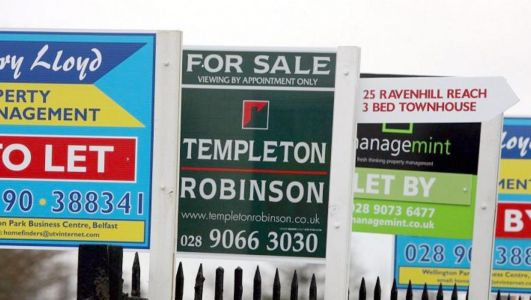 Northern Ireland home buyers to pay bigger deposits, but could get a stamp duty holiday