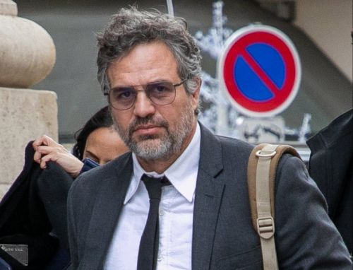 Mark Ruffalo means business as he takes new film Dark Waters to the European Parliament in Paris