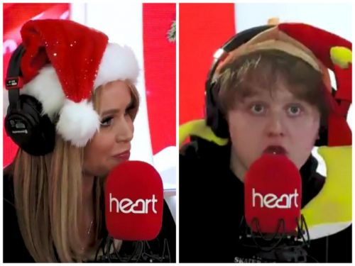 Watch: Lewis Capaldi tells Amanda Holden he once failed Britain's Got Talent audition