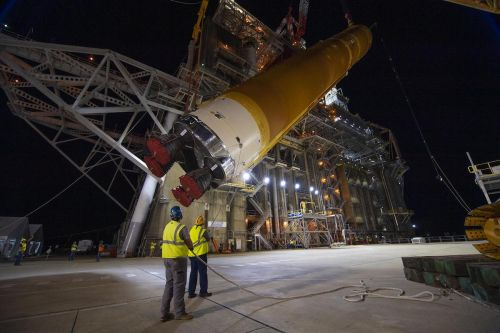 SLS core ready for shipment to Florida; NASA still hopes for late 2021 launch
