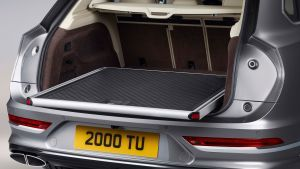 Bentley Bentayga now available with scatter cushions and custom golf bags
