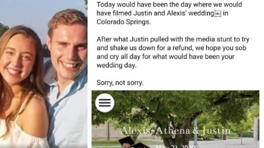 Wedding videographer taunted fiance of dead bride-to-be on their planned wedding day