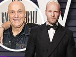 Jason Statham pays the bill for Right Said Fred star Fred Fairbrass at celebrity hotspot The Ivy