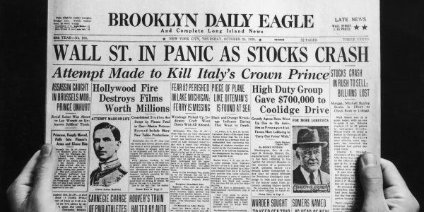 What is a stock market crash? Understanding its causes and consequences can help investors prepare for a sudden, severe drop in share prices
