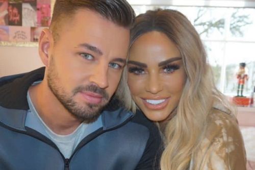 Katie Price gets engaged just one month after ex Kieran Hayler pops question