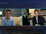 Ant and Dec host Saturday Night Takeaway from their living rooms