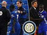 Chelsea 'set to cash in on N'Golo Kante with Inter Milan boss Antonio Conte 'keen on a reunion'