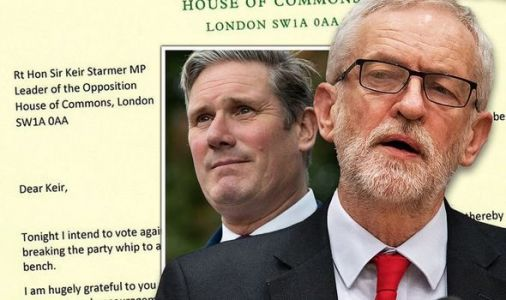 Corbyn's legacy GONE: 'Last remaining' Corbynite on Labour front-bench resigns