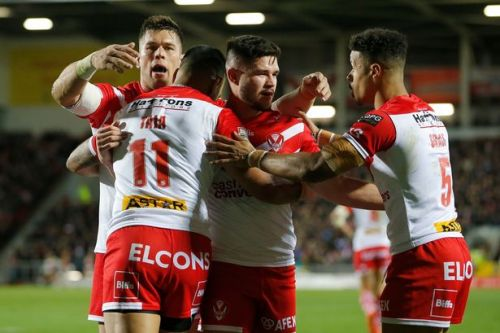 St Helens victory in World Club Challenge would be 'top' says chairman