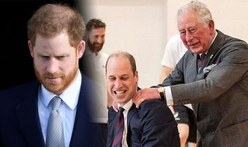 Prince Harry SNUB: The close bond Prince Charles and William have formed after Megxit