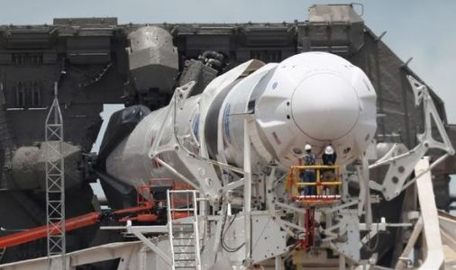 Elon Musk's SpaceX launch with NASA set to be game changer for space tourism