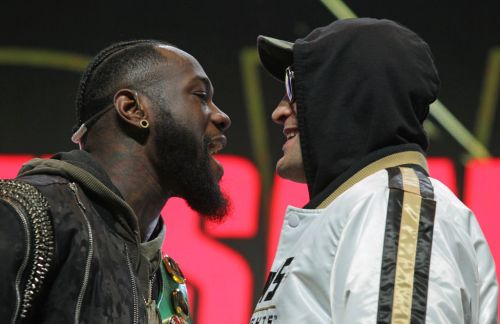 Tyson Fury receives offer to fight Deontay Wilder in Australia or China