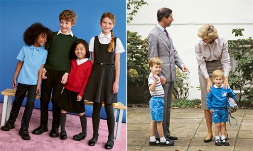 Win a back to school photoshoot with Prince William and Harry's royal photographer!