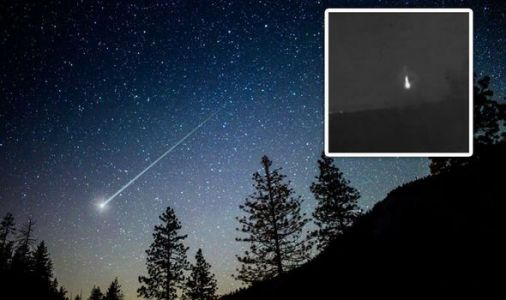 Meteor video: Huge fireball burns in the sky above central US