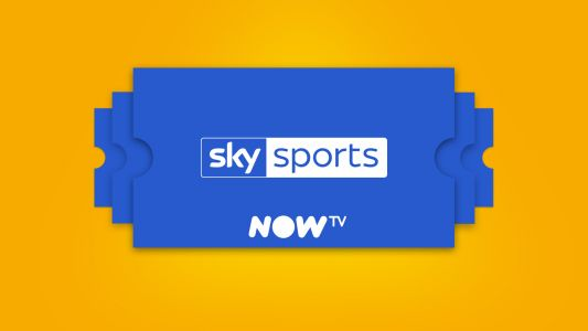 Get a month of Sky Sports for just £20 with this action-packed Now TV pass deal