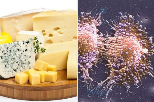 Eating cheese, butter and yoghurt 'increases prostate cancer risk'