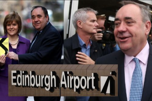 SNP told about Alex Salmond alleged sexual misconduct by Edinburgh Airport chief in 2008