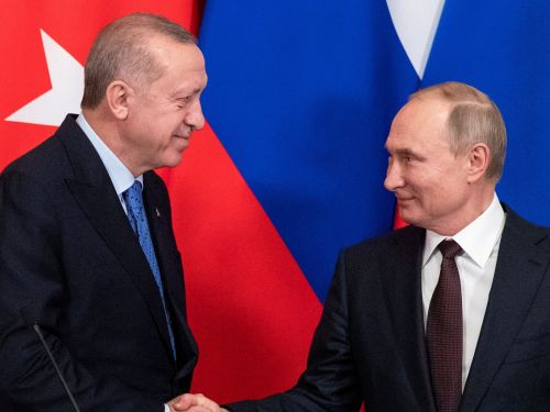 Turkey's Erdogan has been humiliating Putin all year - here's how he did it