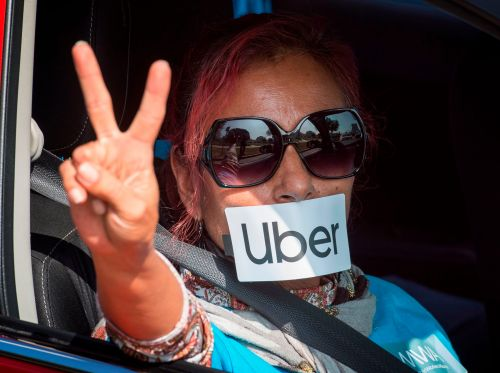 'In order to make a living I must put myself and my community in danger': Uber drivers say the company's inconsistent sick pay policy is pushing them to keep working - even if they get sick