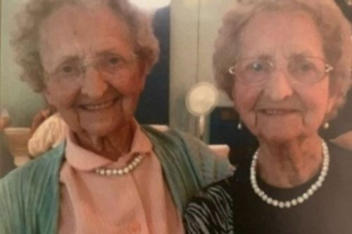 One of Britain's oldest twins Doris Hobday dies after Covid-19 battle