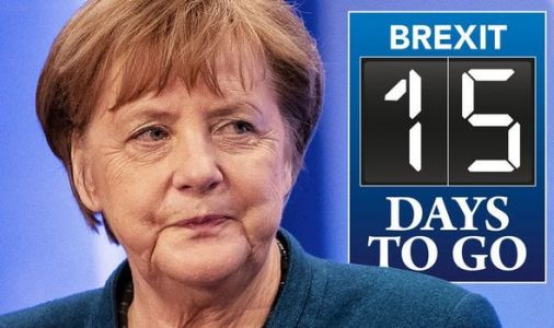 Brexit LIVE: Merkel breaks silence on Brexit - German Chancellor fears for EU's future