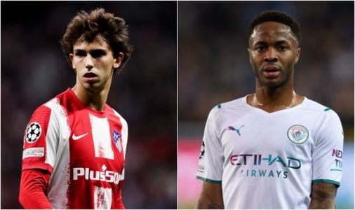 Liverpool's unbelievable squad if FSG pull off Joao Felix and Raheem Sterling transfers