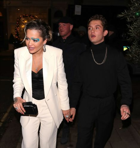 Rita Ora dating Twist co-star Rafferty Law after pair leave British Fashion Awards hand-in-hand