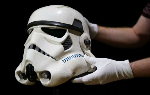 'Star Wars' fans can buy props from the films in a special LA auction