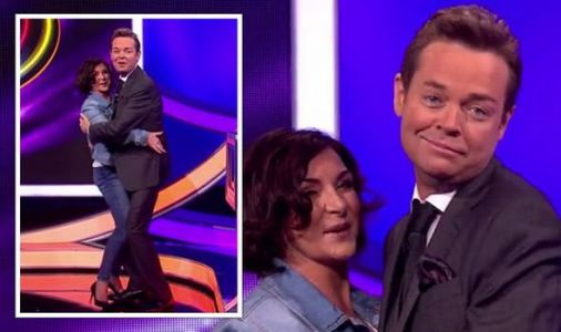 Shirley Ballas leaves Stephen Mulhern speechless after racy dance 'Haven't even started!'