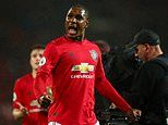 Manchester United star Odion Ighalo is offered £400k PER WEEK week by Shanghai Shenhua