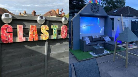 8 Tips For Recreating The Iconic Glastonbury Festival In Your Garden