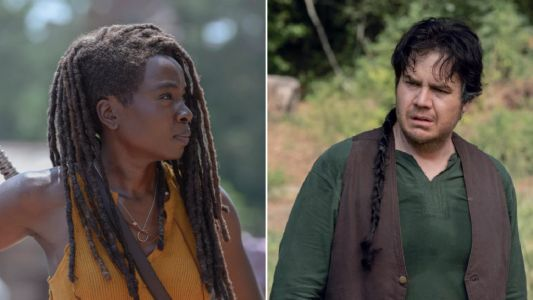 The Walking Dead creator 'confirms' Eugene and Michonne's survival as he addresses show's future