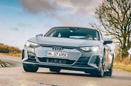 Audi E-tron GT 2021 UK review
