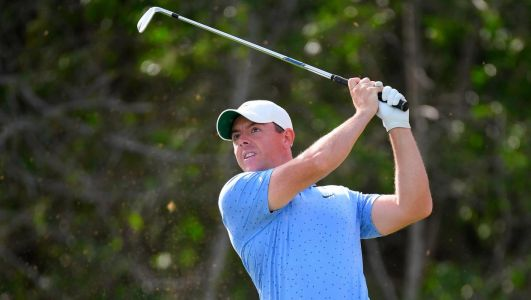 Numbers do not add up favourably for Rory McIlroy