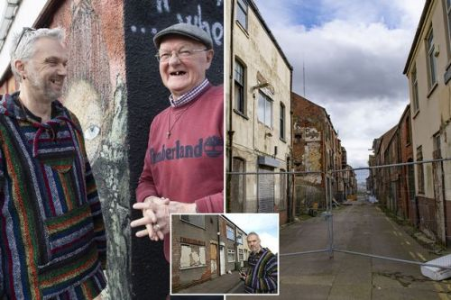 Budget hopes of downtrodden town that was too shabby for role WWII battle film